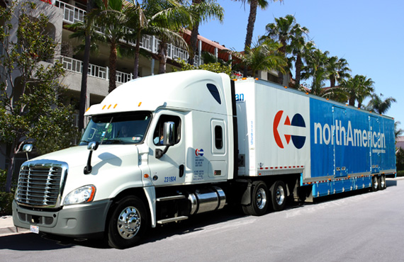 Oakley Relocation is a proud agent for North American Van Lines.