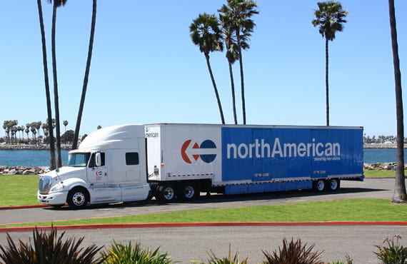 Complete residential and office moving and storage services for Southern California.