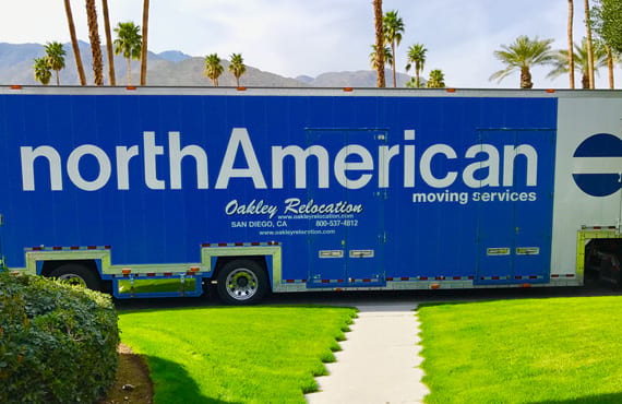 Orange Country CA Movers